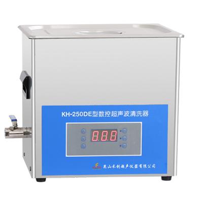 昆山禾创KH-250DE数控超声波清洗器