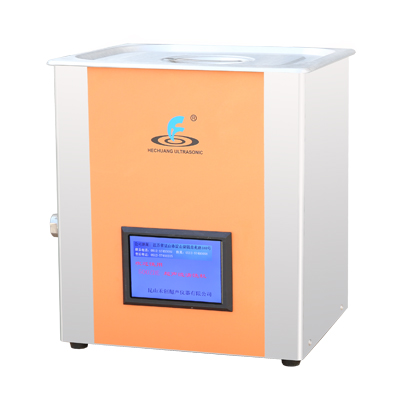 昆山禾创KH-250ZDE中文显示超声波清洗机