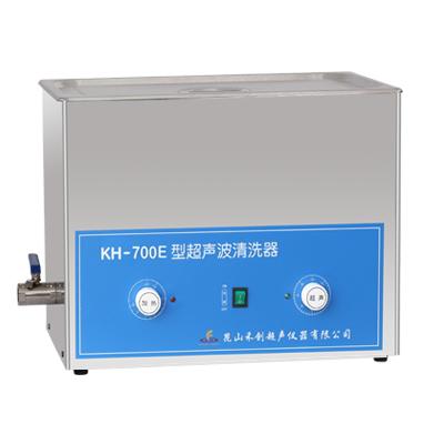 昆山禾创KH-700E旋钮式超声波清洗机