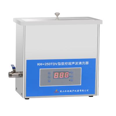 昆山禾创KH-250TDV高频数控超声波清洗机