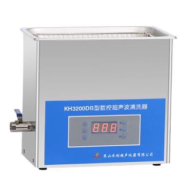 昆山禾创KH3200DB数控超声波清洗器