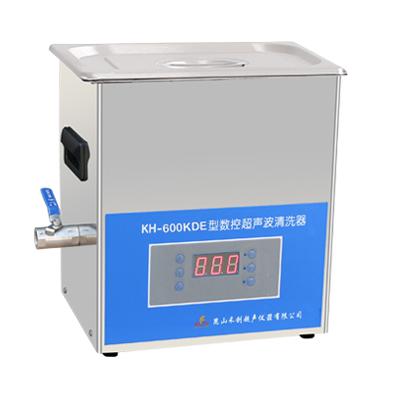 昆山禾创KH-600KDE高功率数控超声波清洗机