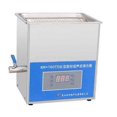 昆山禾创KH-160TDB高频数控超声波清洗机