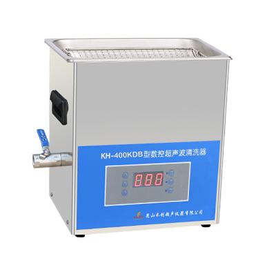 昆山禾创KH-400KDB高功率数控超声波清洗机