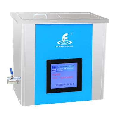 昆山禾创KH-300GDV恒温数控超声波清洗器