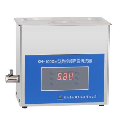 昆山禾创KH-100DE数控超声波清洗器