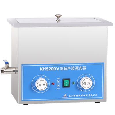 昆山禾创KH5200V超声波清洗器