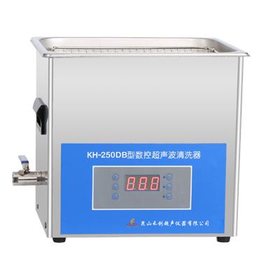 昆山禾创KH-250DB数控超声波清洗器