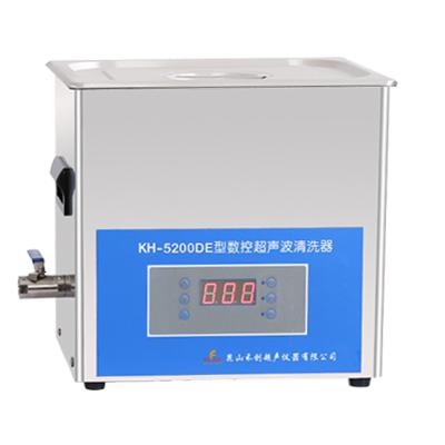 昆山禾创KH5200DE数控超声波清洗器