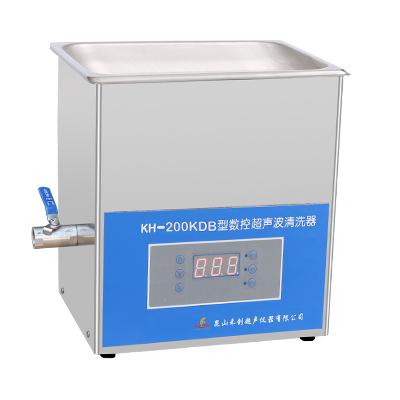 昆山禾创KH-200KDB高功率数控超声波清洗器