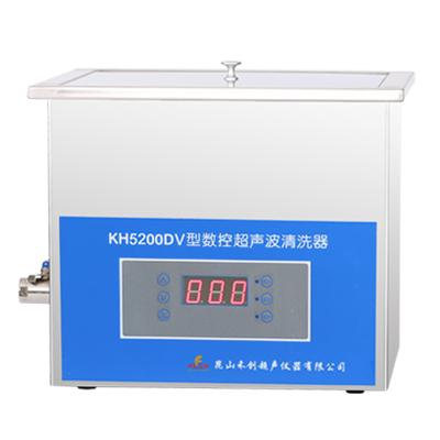 昆山禾创KH5200DV数控超声波清洗器