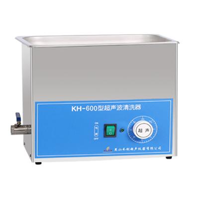 昆山禾创KH-600旋钮式超声波清洗机